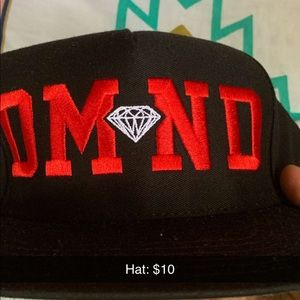 Diamon hat